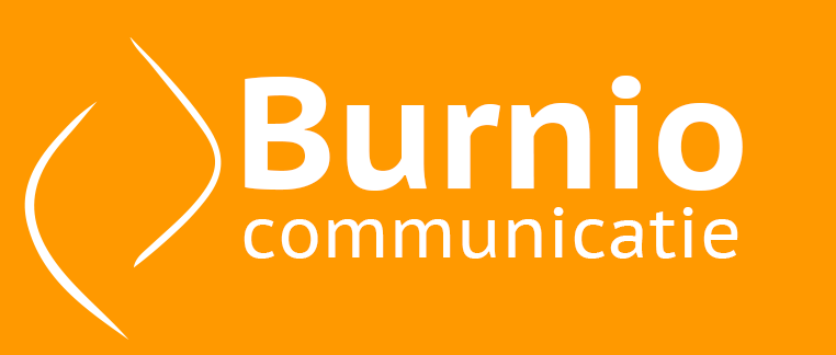 Logo Burnio Communicatie - opvallend online